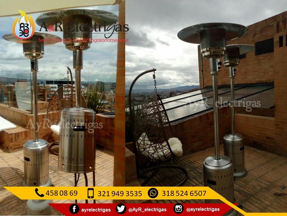 Servicio Tecnico de Calefactores en Bogota 4580869