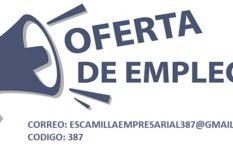 GRAN OPORTUNIDAD DE LABORAL!!! MEDIO TIEMPO O TIEMPO PARCIAL