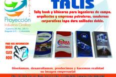 TALLY BOOKS Y BITACORAS PARA INGENIEROS DE CAMPOS PETROLEROS