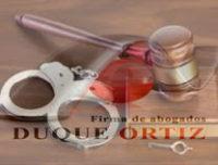 ABOGADOS PENALISTAS PARA: Asistencia legal y representacion judicial