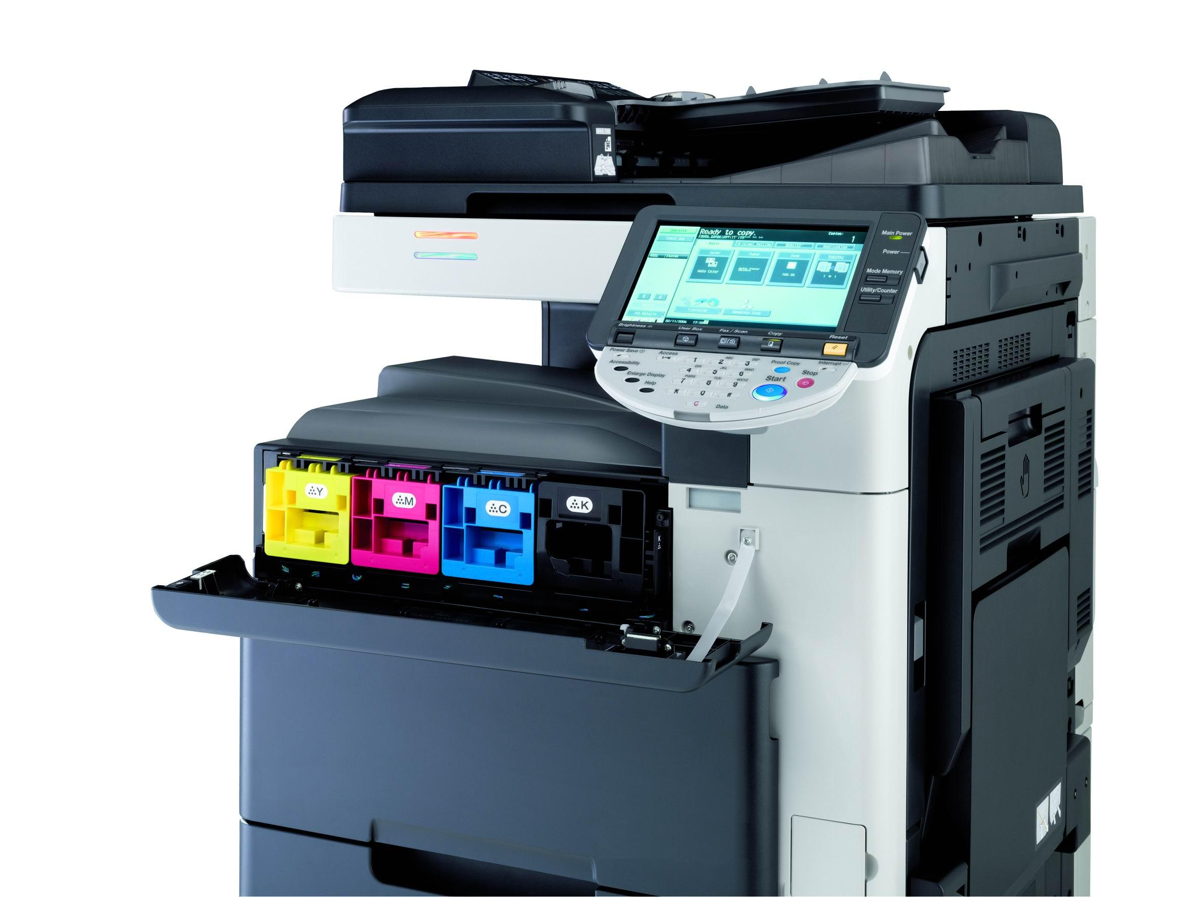 Fotocopiadoras KONICA MINOLTA – RICOH – KYOCERA – Impresoras – Mantenimiento especializado