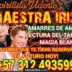 lectura del tarot en ibague 3124935990 vidente espiritista trabajos de magia blanca amarres de amor