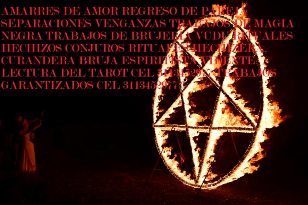 trabajos de brujeria en cali 3113452977 amarres de amor brujo espiritista