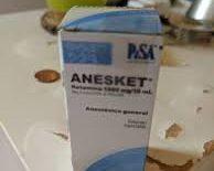 Calidad superior pura Anesket 1000mg / 10ml para la venta