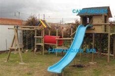 economicos parques infantiles