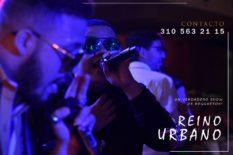 Show De Reggaeton – Bogotá – Cantantes Reggaeton Reino Urbano