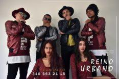 Grupo De Reggaeton – Super Show – Cantantes Con Bailarines