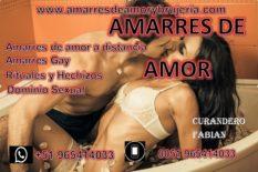 UNION Y AMARRES DE AMOR POTENTES