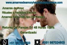 DOMINIOS Y AMARRES DE AMOR POTENTES