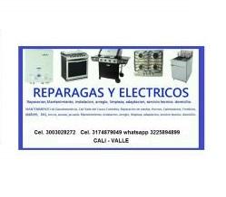 mantenimiento e instalacion en cali cel 3003028272