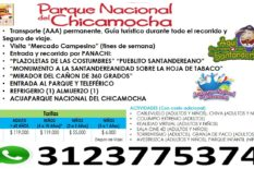 Panachi parque nacional del chicamocha ok