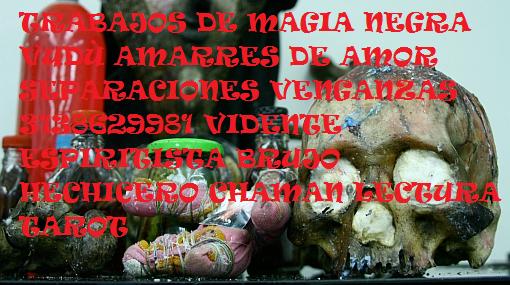 espiritista en bogota 3138629981 trabajos de brujeria vudù magai negra
