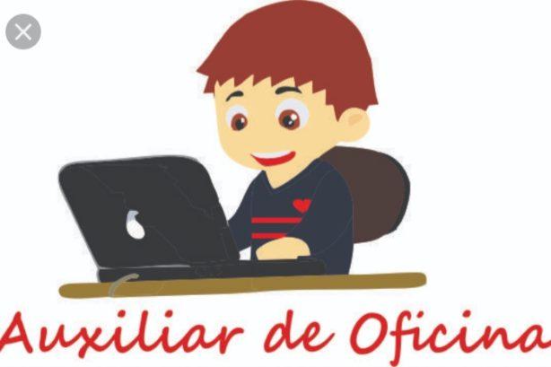 TRABAJO DE AUXILIAR DE OFICINA  CON O SIN EXPERIENCIA