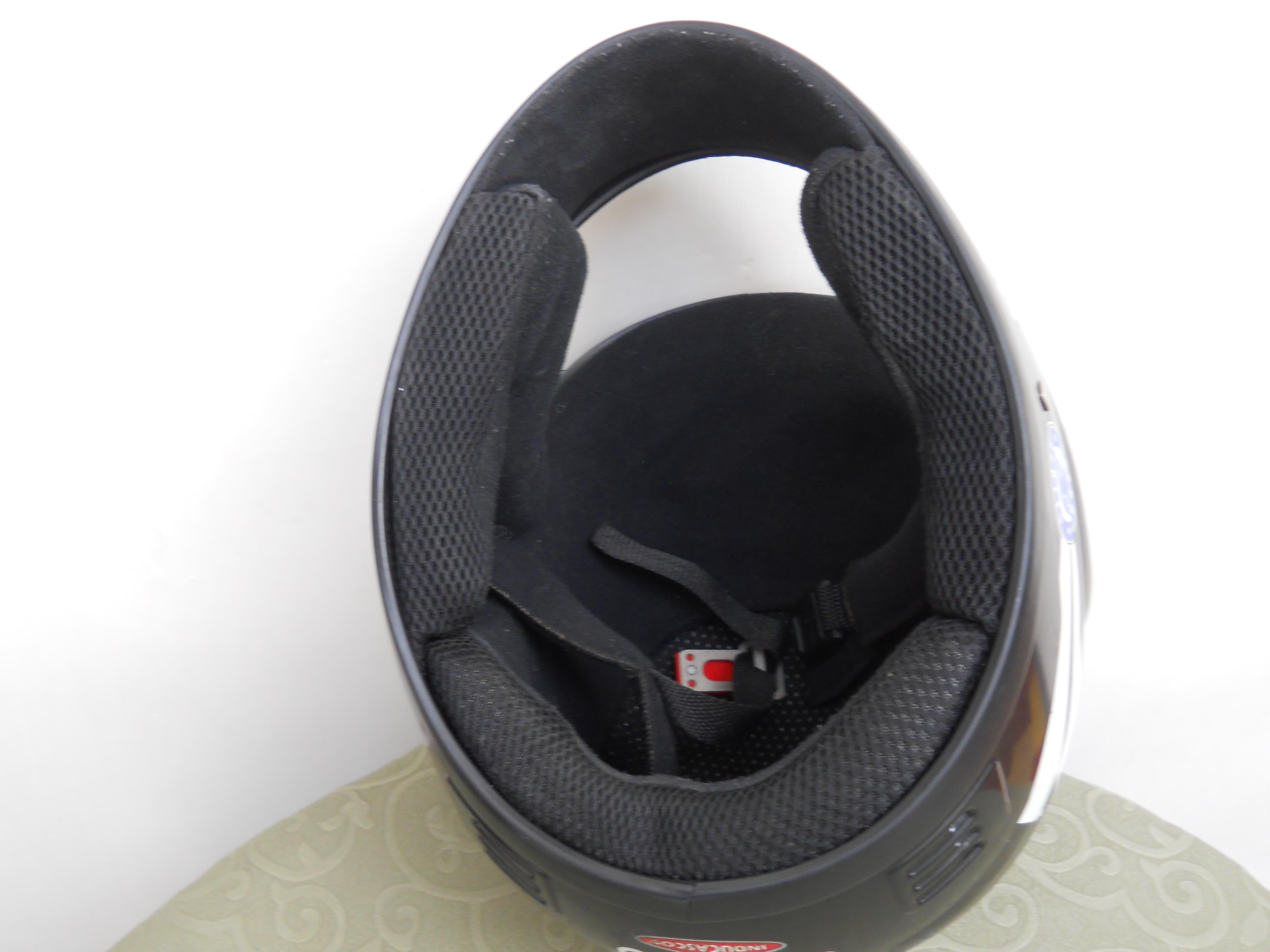 vendo casco usado mayores marca kontrol