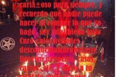 Trabajos de brujeria vudù en bucaramanga  3138629981 WhatsApp vidente espiritista Brujo de magia negra