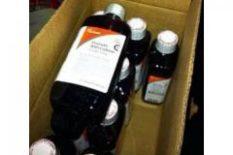 Comprar prometazina Actavis con par de jarabe de codeína