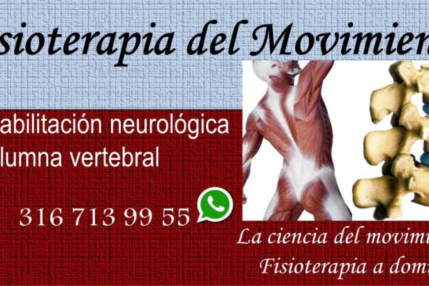 Fisioterapia del Movimiento Secuelas neurológicas Columna vertebral Rehabilitación Terapia física Fisioterapeutas a domicilio Sistema músculo esquelético Consultorios Centros Clínicas en Bogotá