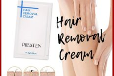 Crema Depilatoria Pilaten Hair Remover