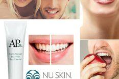 Crema Dental Blanqueadora Ap24 Nuskin