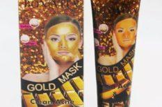 Mascarilla Limpiadora Gold Mask