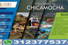 Chicamocha parque nacional PANACHI  Santander Colombia