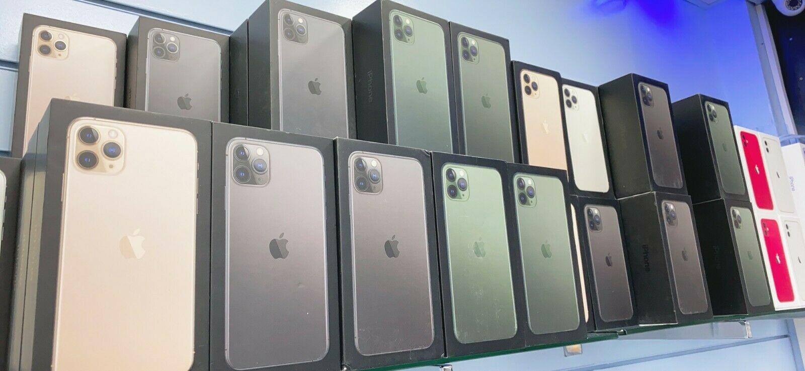 1492/5000 Oferta para Apple iPhone 11, 11 Pro y 11 Pro Max para ventas a precio mayorista.