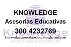 TESIS – ANTEPROYECTOS – PROYECTOS DE GRADO. CEL: 300 423 2769