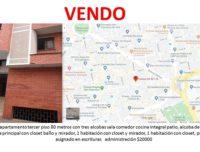 Apartamento de tres alcobas con parqueadero en Bucaramanga