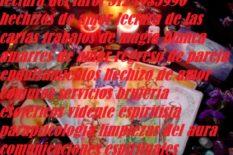 Lectura del tarot en cali  3124935990 hechizo de amor