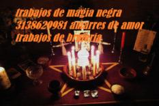 trabajos de magia negra  en Bucaramanga    3138629981 trabajos de brujería vudú magia negra
