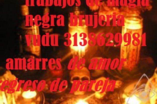 Trabajos vudu  en bogota 3138629981 amarres de amor en bogota